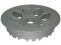 01 Onderdeel industriële machine Gietwerk   Aluminiumgieterij Declercq