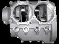 09 Carter voor boxer-motor (ULM)    Aluminiumgieterij Declercq