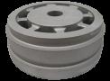 12 Halve zuiger voor lucht compressor Gietwerk    Aluminiumgieterij Declercq