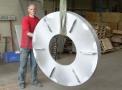 15 Machine-onderdeel   Aluminiumgieterij Declercq