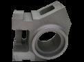17 Onderdeel van industriële machine    Aluminiumgieterij Declercq