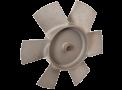 28 Schroef voor militair ventilatiesysteem   Aluminiumgieterij Declercq