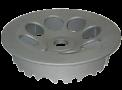 01 Onderdeel industriële machine Gietwerk | Aluminiumgieterij Declercq