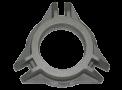 02 Onderdeel van koppeling-systeem Gietwerk | Aluminiumgieterij Declercq