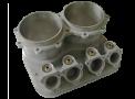 16 Cylindereenheid boxer-motor voor ULM Gietwerk  | Aluminiumgieterij Declercq